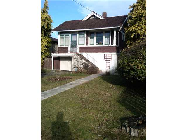 452 E 15TH ST - Central Lonsdale House/Single Family for sale, 2 Bedrooms (V869062) #1